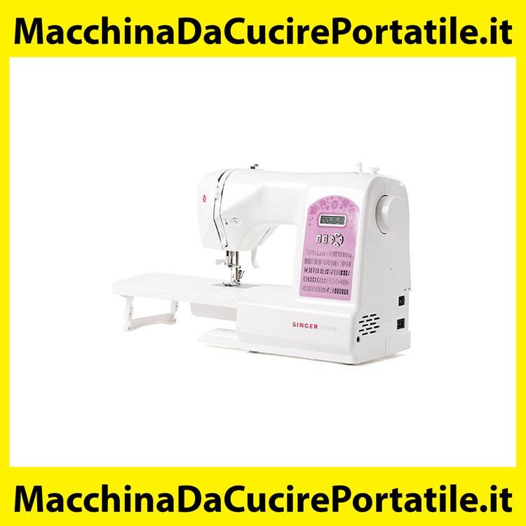 MACCHINA MACCHINE DA PER CUCIRE SINGER STARLET 6699 SINGER CUCITO CUCITRICE